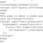 Google indexe mieux le Javascript (+AJAX) et les formulaires en POST