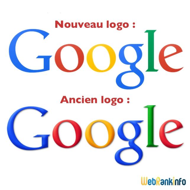 Comparaison logos Google 09-2013