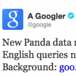 Google Panda version 23