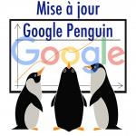 Google Penguin 4.0 est sorti, intégré dans l'algo en temps réel