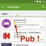 Google va afficher des publicités dans Google Play