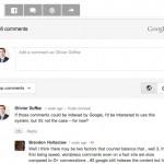 Extension Wordpress : module de commentaires Google+