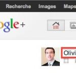Le badge Google+ pour profil perso est arrivé