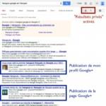 Améliorez votre visibilité sur google.fr grâce à Google+ !