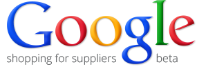 Logo Google Shopping for Suppliers