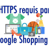 Google Shopping HTTPS