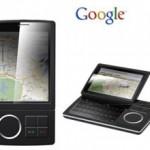 Le mobile de Google : GPhone ?
