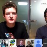 Le 1er hangout en français de l'équipe qualité Google