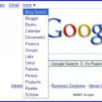 La recherche universelle Google