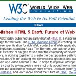 HTML5: quel impact sur le référencement?