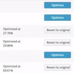 Comment réduire le poids de toutes les images d'un site en 1 clic