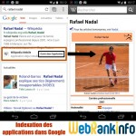 Tuto : faire indexer son application mobile dans Google
