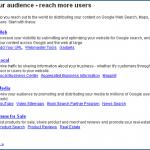 Tout pour indexer vos contenus dans Google