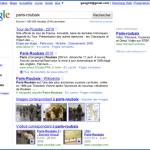 La nouvelle interface de recherche de Google : Jazz