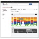 Le siteGoogle Politics & Elections 2012, créé par JESS3