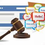 Conditions générales pour sites français multilingues
