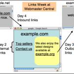 La semaine du netlinking (liens pour le référencement)