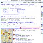Montée en puissance de la recherche locale sur Google