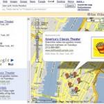 De la publicité ciblée dans les cartes de Google Local