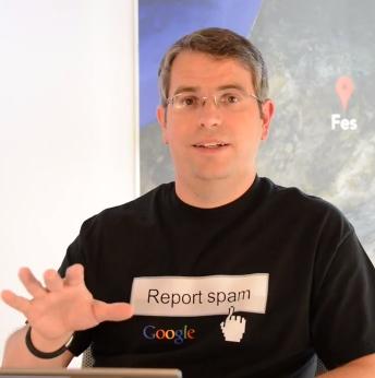 Matt Cutts : conseils pour sortir d'une pénalité backlinks