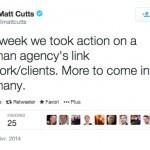 Google annonce avoir sanctionné une agence allemande et ses clientsà cause de son réseau de liens