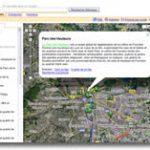 MyMaps : des cartes personnalisées avec Google Maps