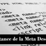 L'importance méconnue de la Meta Description pour le référencement naturel