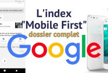 Mobile-first index Google