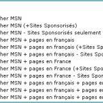 Lancement confirmé de MSN Search (2005à