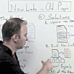 Comment bien profiter d'un backlink rajouté sur une ancienne page