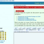 Nouvel outil dans le forum WebRankInfo