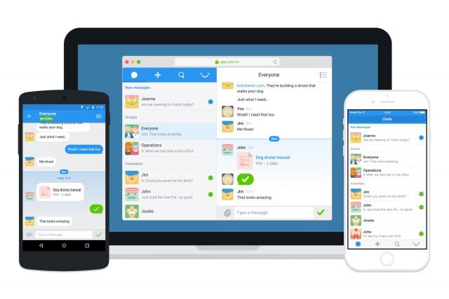 Google rachète Pie, un digital workplace similaire à Slack