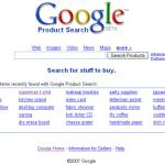 Froogle renommé en Google Product Search