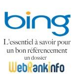 Conseils officiels pour un bon référencement sur Bing
