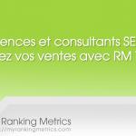 Consultants et agences SEO : vendez et faites + facilement vos audits grâce à RM Tech