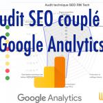 RM Tech (outil d'audit SEO) s'enrichit avec les données Google Analytics !