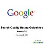 Télécharger le PDF des consignes Google Search Quality Rating