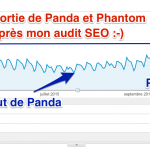SEO : Phantom 3 ou l'update Google du 19/11/2015