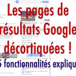 SERP de Google : 79 fonctionnalités à connaître (et comment en profiter)