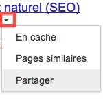 Google modifie encore l'interface des pages de résultats (SERP)