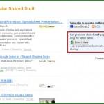 Google Shared Stuff : un réseau social de plus pour Google