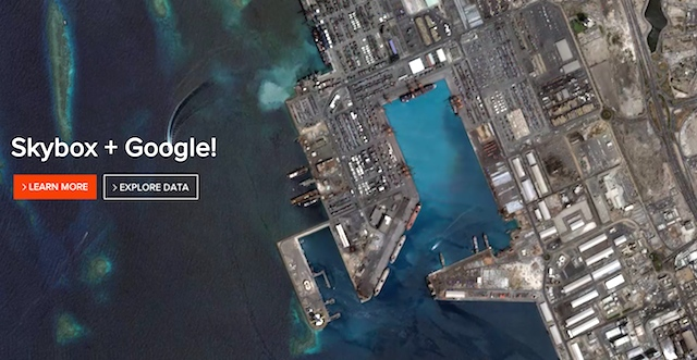 Google rachète Skybox Imaging