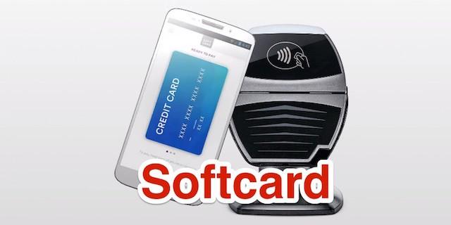 Paiement NFC Softcard