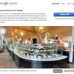 Google Street View business photos