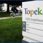 Topeka: le nouveau nom officiel de Google