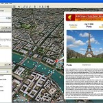 Suivre le parcours de la flamme Olympique 2008 dans Google Earth