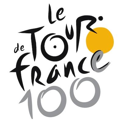 Logo Tour de France 2013