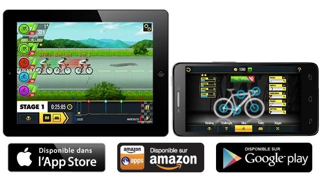 Jeu du Tour de France 2014