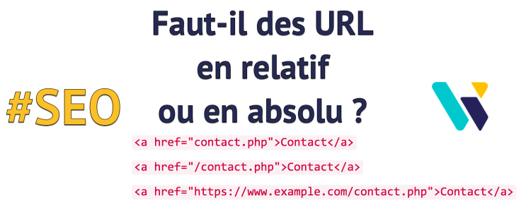 URL relatives ou absolues