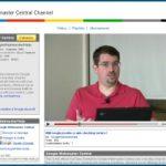 Vidéos sur le référencement et explications par Matt Cutts